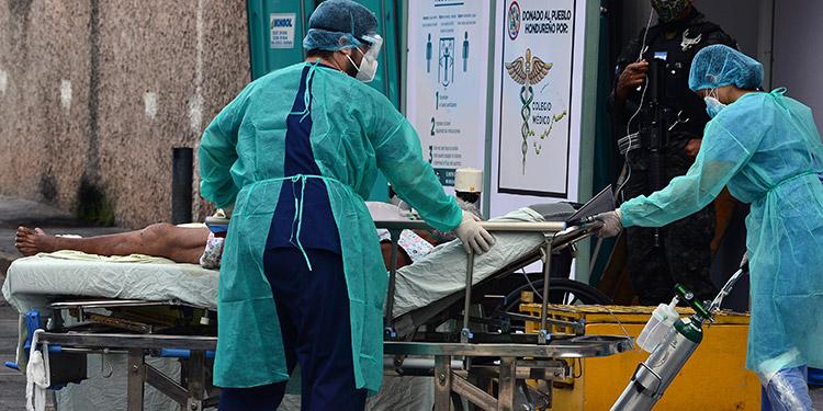 Honduras sobrepasa los 10.000 casos de Covid y 336 fallecidos