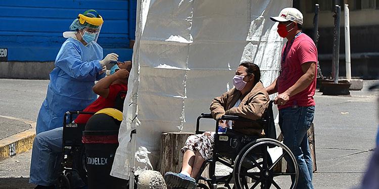 Honduras se acerca a los 7000 casos positivos y 800 recuperados de Covid