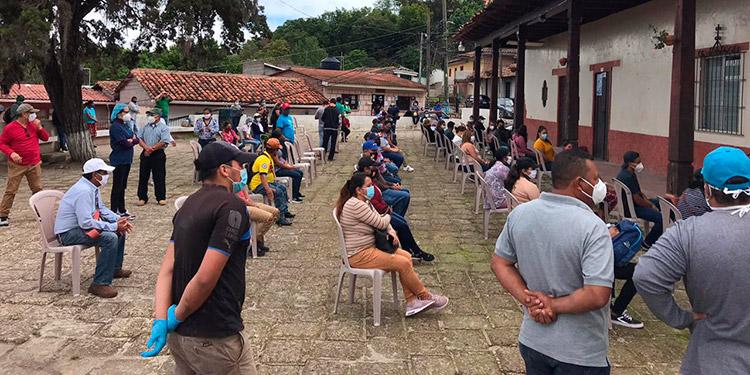 En Santa Lucía: Realizan 110 pruebas de COVID-19 para efectuar apertura inteligente