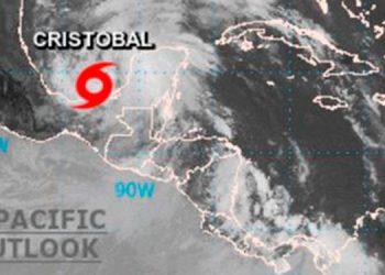 Cristóbal amenaza norte de Centroamérica, donde lluvias ya dejaron 33 muertos