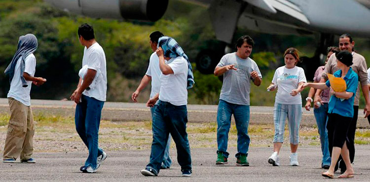 """37% bajan deportaciones durante el """"coronavirus"""""""