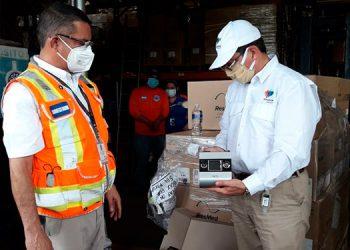 Donan 100 ventiladores para reforzar hospitales hondureños