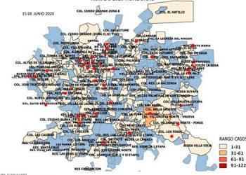 Temen que el Distrito Central se convierta en epicentro de pandemia