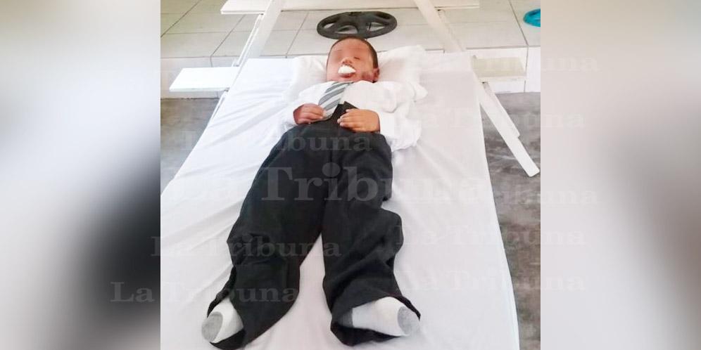 Recompensa de L 200 mil por información de asesinos de niño en Roatán