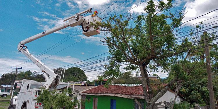 EEH, a diario, mantiene vigente su compromiso con Honduras de garantizar la mejora en la confiabilidad del servicio de energía eléctrica.