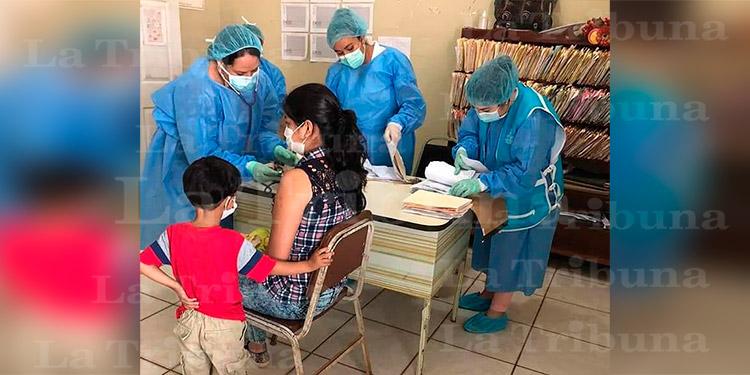 ANEAH Más de 100 enfermeras contagiadas de COVID-19