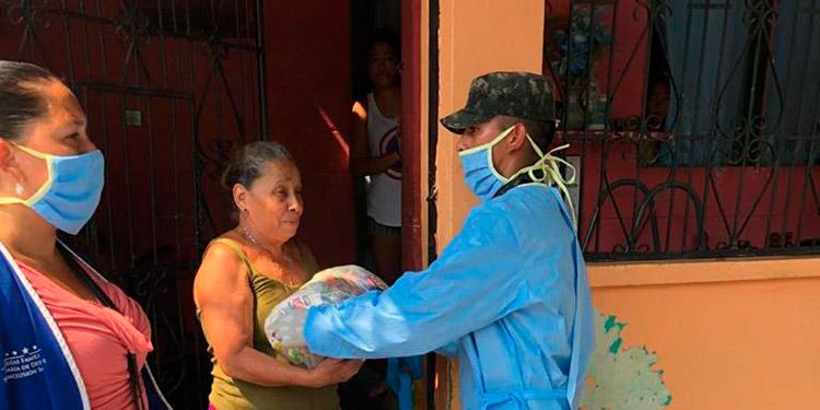 A 700 mil familias espera llegar con tercera entrega de alimentos