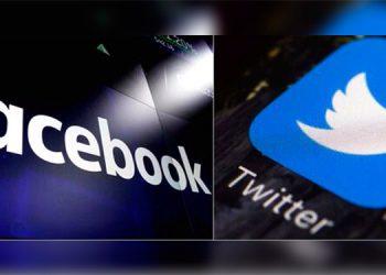 Caen acciones de Facebook y Twitter tras perder publicidad