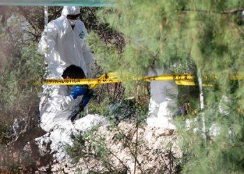 Localizan doce cuerpos en una fosa del estado mexicano de Chihuahua