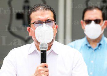 Francis Contreras: Presidente Hernández presenta 'leves infiltrados en sus pulmones'