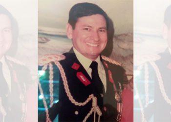 Muere exjefe de las FFAA Arnulfo Cantarero López en San Pedro Sula