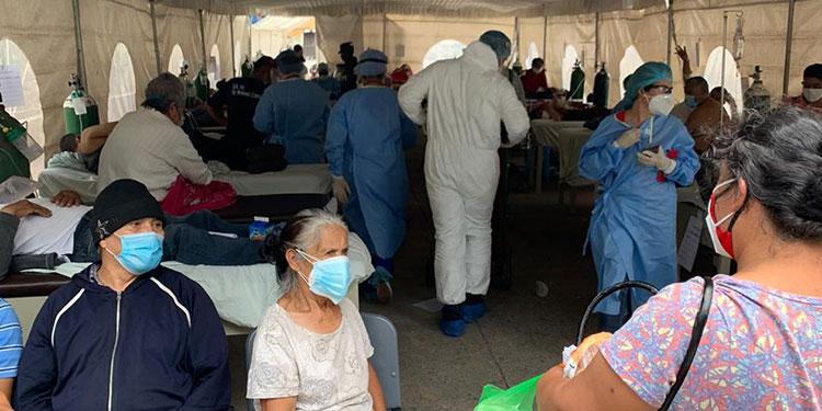 Médicos piden a Cosenza realizar unos cuatro turnos en el Rivas
