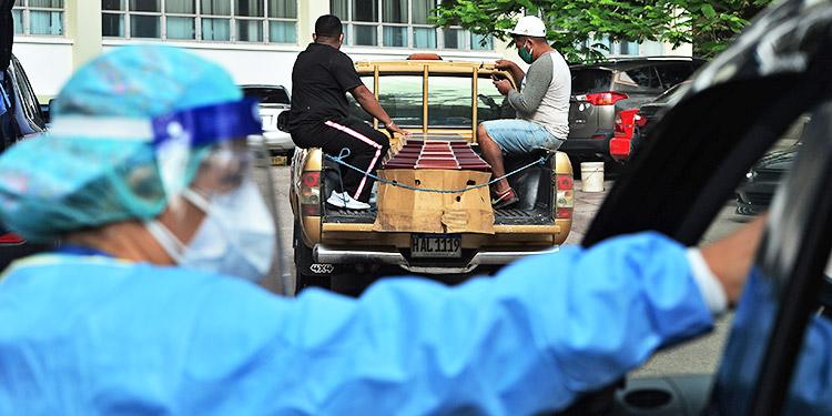 La capital de Honduras suma 36 muertes por sospecha de COVID-19