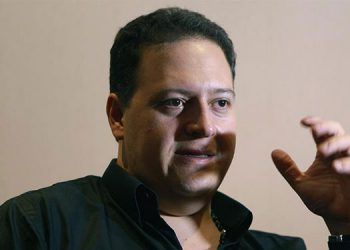 Sebastián Marroquín, nombre ficticio que adoptó Juan Pablo Escobar, el hijo del narcotraficante Pablo Escobar./EFE