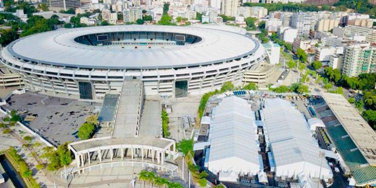Fluminense rechaza jugar en el Maracaná a pocos metros de un hospital de campaña