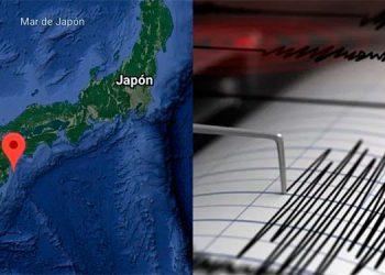Un terremoto de 6.3 grados sacude el este de Japón, sin alerta de tsunami