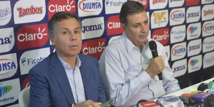 Dinero de FIFA es para reactivar el fútbol no para deudas: Salomón