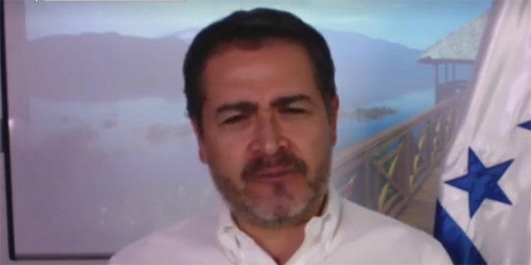 Mensaje presidencial en cadena nacional confirma está en cuidado médico por contagio COVID-19 (Video)
