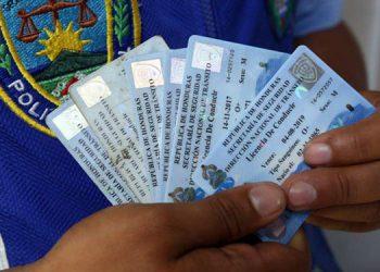 DNVT entregarán licencias decomisadas en pandemia