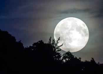 La luna de fresa que será visible desde cualquier lugar este fin de semanaLa luna de fresa que sera visible desde cualquier lugar este fin de semana