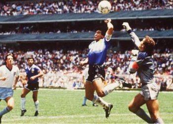 """Maradona, a 34 años de sus goles a Inglaterra: """"Me sigue emocionando"""""""