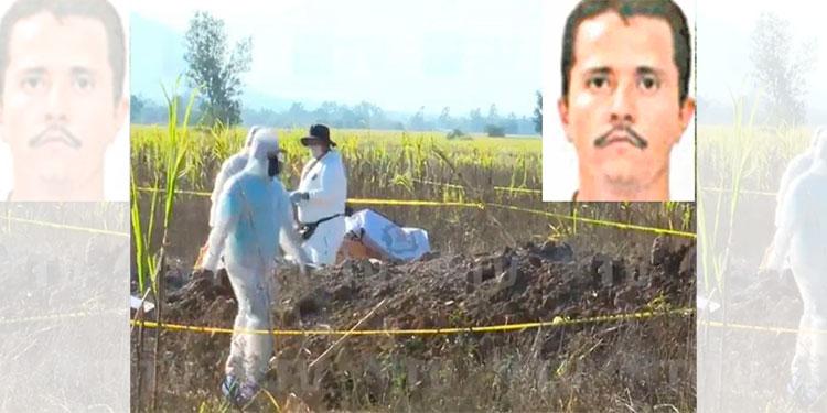 Localizan más de 215 cuerpos en territorio del CJNG y del Mencho
