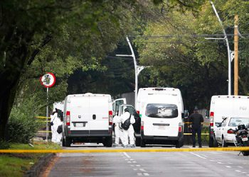 México: cae presunto organizador de atentado a jefe policial