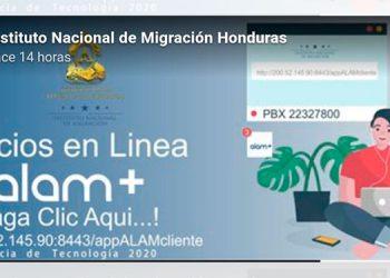 Instituto Nacional de Migración amplía servicios en línea
