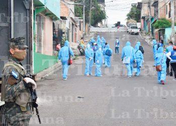 Brigadas médicas para detectar el COVID-19 llegan a más colonias capitalinas