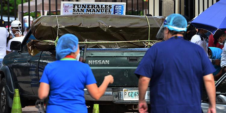 Honduras suma 47 muertes sospechosas de COVID-19 en las últimas 24 horas