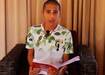 Niño astrólogo que supuestamente predijo el COVID-19, vaticina catástrofe en 2021 (Video)