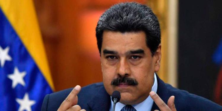 """Maduro dice estar dispuesto a conversar """"respetuosamente"""" con Trump"""