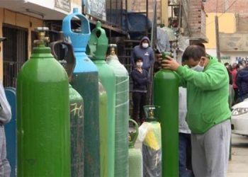 La dramática situación de Perú con el oxígeno medicinal