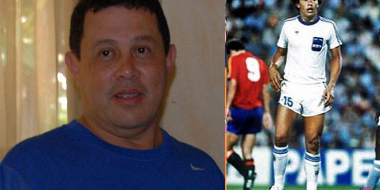 """Pecho de Águila"" Zelaya recuerda debut de Honduras en España 82"