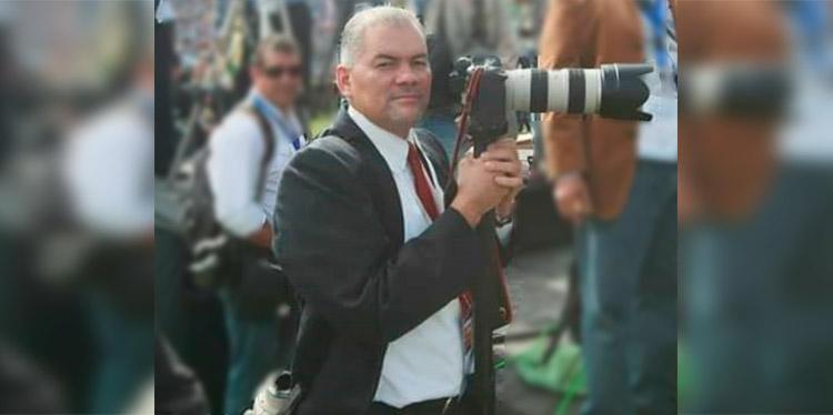 Muere por COVID-19 destacado periodista gráfico de LA TRIBUNA