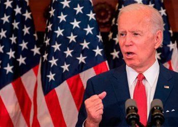 Esperan a Joe Biden en el funeral de George Floyd en Texas
