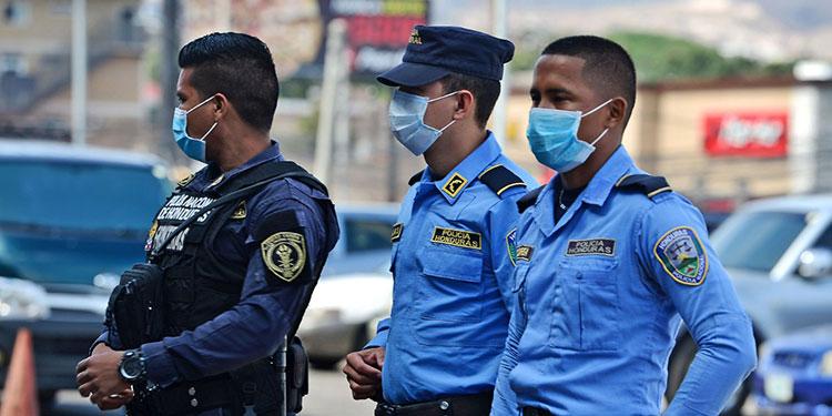 62 miembros de la Policía Nacional positivos de COVID-19