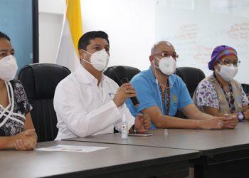 En cuanto a la situación del asilo de ancianos, la doctora Lesbia Villatoro, jefa de la Región Metropolitana de San Pedro Sula, explicó que se ha realizado la visita número tres para realizar las pruebas control.