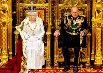 Ni la reina ni su marido mencionaron el color de piel del hijo de Meghan, dice Oprah