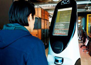 Robot mexicano es herramienta útil en la batalla contra el coronavirus (Video)