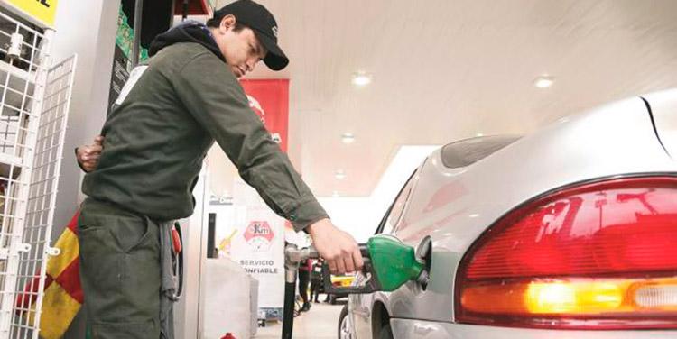 Sube precio de combustibles gasolina superior costará L77.60