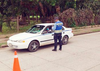 Sinager autoriza dos semanas de prueba a taxistas en Comayagua
