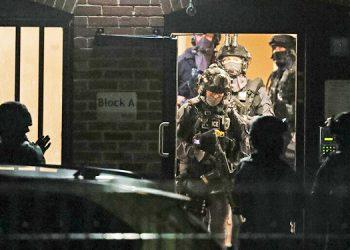 Gran Bretaña ve como terrorismo un ataque con 3 muertos