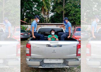 Lo capturan por la supuesta violación de una menor de 12 años en El Progreso