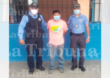 Detienen a hombre acusado de violar y embarazar a su hija en La Paz