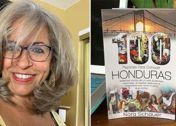 """""""100 razones para conocer Honduras"""" Nuevo libro de la periodista Nora Schauer"""