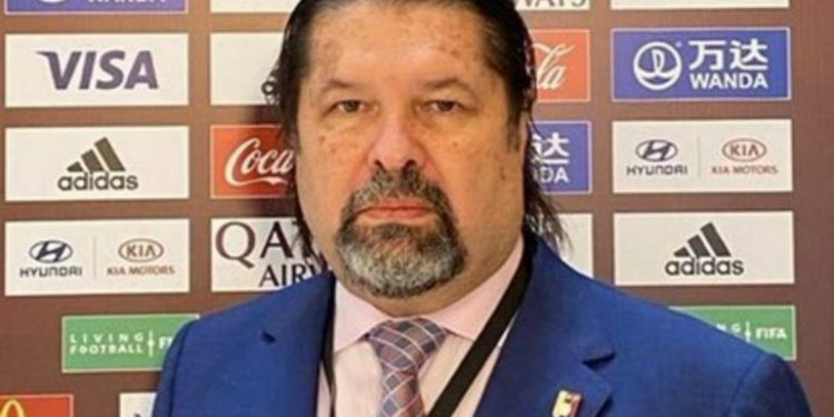 Detienen al presidente de la Federación Venezolana de Fútbol por malversación