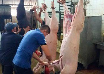 Baja consumo de carne en Choluteca