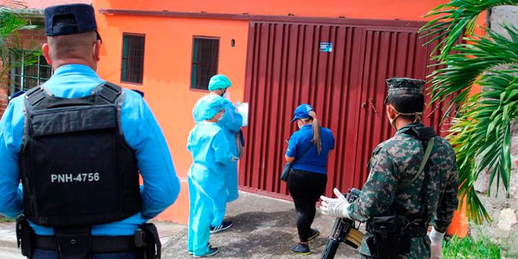 Las brigadas médicas continuarán en barrios y colonias mayormente vulnerables a contagios.