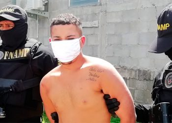 """A """"El Bullicioso"""" se le sindica de haber cometido varios crímenes en la capital, además de atentar contra agentes antipandillas."""